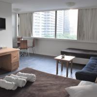 Accommodation Sydney City Centre - Hyde Park Plaza Park View College Street Studio Apartment