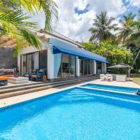 Wonderful Villa with Pool & Jacuzzi Near the Beach at Casa de Campo