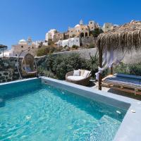 Rock Villas - Complex, hotel in Emporio Santorini