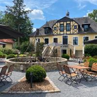 Jagdschloss Habichtswald, hotel in Tecklenburg