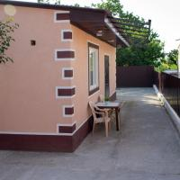 Частный дом с территорией, отель в городе Анапская