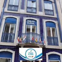 Anjo Azul, hotel in Bairro Alto, Lisbon