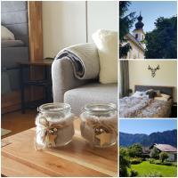 Alpina Inzell Wohnung 454