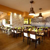 Hotel Classic, отель в городе Nový Bydžov