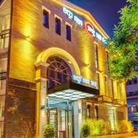 Happy Dragon City Culture Hotel(Tianjin Gulou & Dayuecheng)