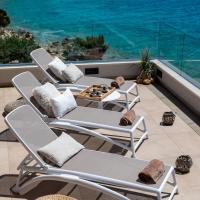 Villa Natura luxury apartments, hotel in Mandre