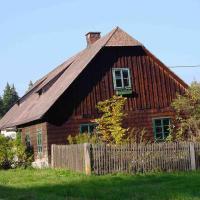 Ferienhaus Juster im Wald