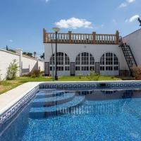 Villa Onuba - Family Villa With Garden & Pool