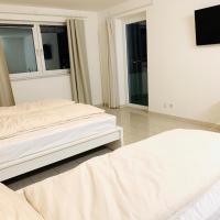 Apartment mit 3 Zimmer 20 min vom Frankfurt HBF 1, готель у місті Ланґен