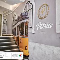 Patria Hotel, hotel v Lisabonu