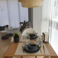 Encantador apartamento junto al Mediterraneo WIFI