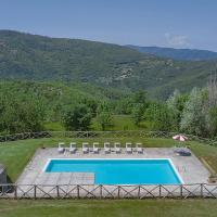 Monterchi Villa Sleeps 12 Pool Air Con WiFi