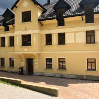 PENZION VOJÁČEK, hotel v Lázních Kynžvart