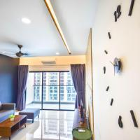 COZY HOME Landmark Residence WIFI Sungai Long MRT Cheras BALAKONG 6Pax