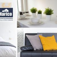 """Book Today"" - 3 bed house - Hartco Serviced Accommodation Birmingham"
