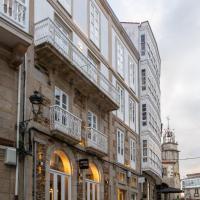 Hostal Pórtico, hotel en Betanzos