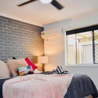 Grey Brick Apartment