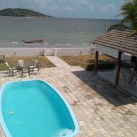 Casa no Pontal da Ilha de Itamaracá, hotel in Itamaracá