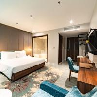 Lupin Boutique Hotel, hotel in Danang