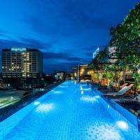 T Pattaya Hotel, hotel in Pattaya Central