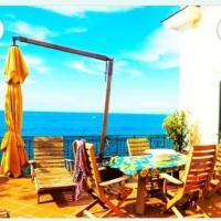 Luxury house villetta sul mare, hotell i Ischia