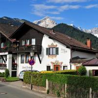 Bed and Breakfast Hotel Garni Trifthof, hôtel à Garmisch-Partenkirchen