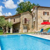 Villa Zoro with a lovely garden and a private POOL in the middle of Istria