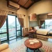 Le Clos Du Fil, hotel u gradu Nin Bin