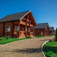 "База отдыха"" Подворье"", hotel in Plastunovskaya"