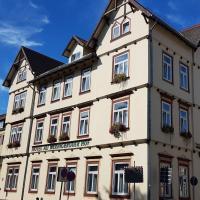 Garni-Hotel Alt Wernigeröder Hof, hotel in Wernigerode