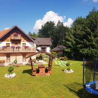 Guesthouse Green Valley, hotel in Plitvička Jezera