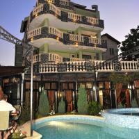Хотел Боряна, хотел в Бургас