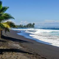 TAHITI - Fare Teava Beach