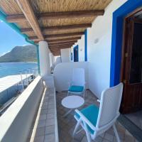 Da Nino sul mare, hotel in Filicudi