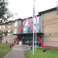 Ramada London Stansted Airport, hotel in Stansted Mountfitchet