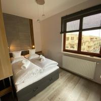 Apartament Drewno i Morze