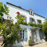 Le petit chateau, hotel in Guérande