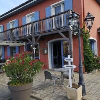 Hôtel Rose des Vents, hotel en Baix