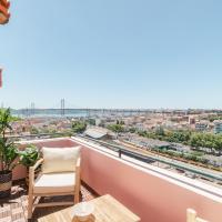 Casa Boma Lisboa - Unique Apartment With Private Balcony And Panoramic Bridge View - Alcantara IV