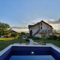 Villa Rechkof, hotel em Ohrid