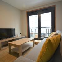 Apartamento de playa en Sanxenxo con parking