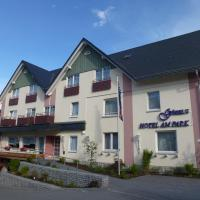 Göbel's Gästehaus Hotel am Park, отель в Виллингене