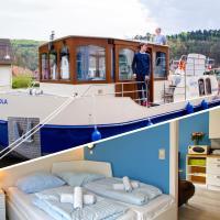 Hausboote und Apartments in Niderviller, hotel in Niderviller