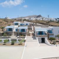 Οasis Apartments, отель в Аморгосе