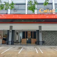 OYO 3729 Cattail Guest House, hotel near Supadio Airport - PNK, Pontianak