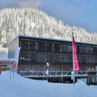 Holzbox Niederalpl, hotel in Mürzsteg