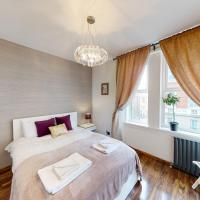 Modern 3 Bed Flat in Paddington near Hyde Park for up to 6 people