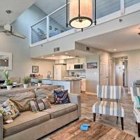 Sunny Condo with Pool Walk to Indian Shores BCH