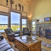 Pagosa Springs Townhome w/ View: Hike + Fish!