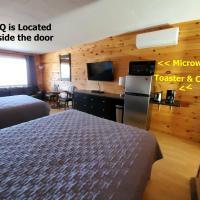 Boardwalk Motel, hotel em Cavendish